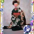 舞子姿…京都にて