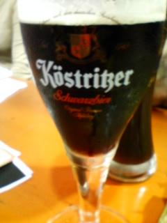 黒ビール美味い