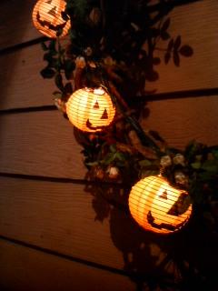 かぼちゃ提灯