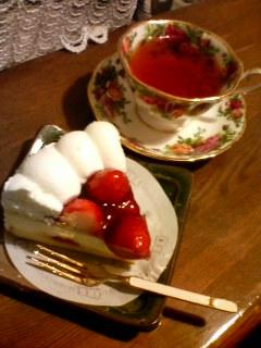 翔♪ケーキ食べるよ♪