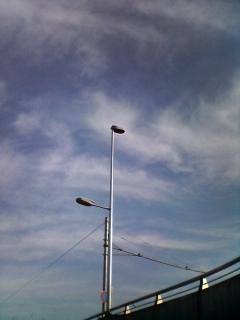 空が高いなぁ〜