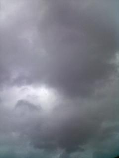 ちょっとした嵐♪