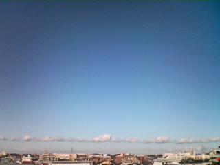 雲の行列♪