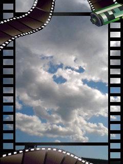 曇を見てたら