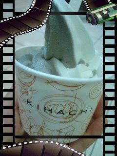 KIHACHIのソフトクリーム