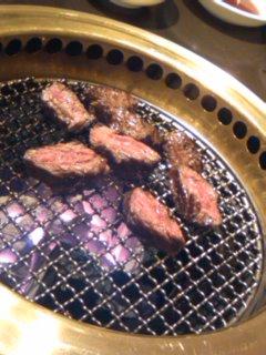 肉…美味し♪