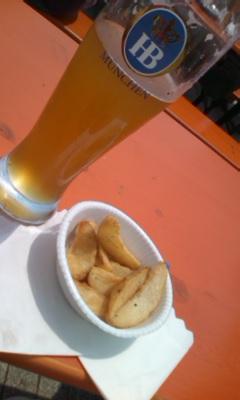 ビール日和